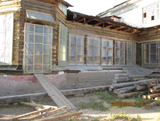 Реставрация фундамента дома.
